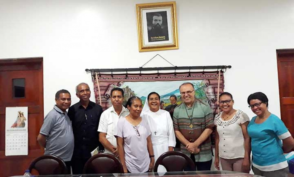 East Timor - Salesian Cooperators growing in autonomy and communion
