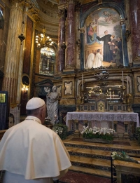 """RMG – El Papa Francisco a los Salesianos: """"¡Sueñen y hagan soñar!"""""""