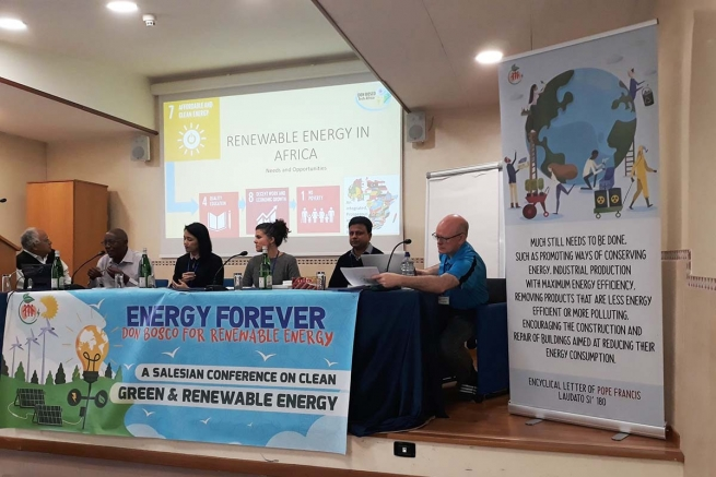 "RMG – ""Energy Forever"". Salesian institutions publish their Final Declaration"