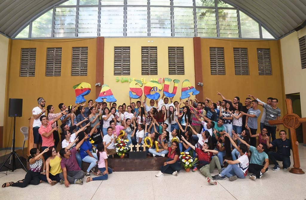 Costa Rica - Diocesan Youth Easter