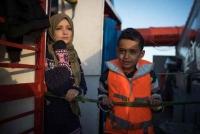 Malta - Salesians in Malta supporting NGO migrant rescue ships