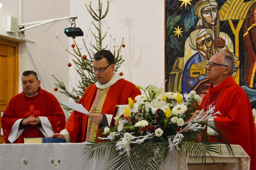Hungary - Installation of the new Provincial