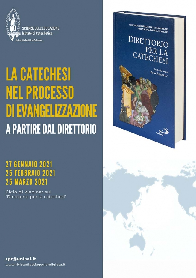 Italy – International webinar of UPS Institute of Catechetics on new Directory for Catechesis