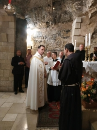 Israel – Pilgrimage to Holy Land for General Council