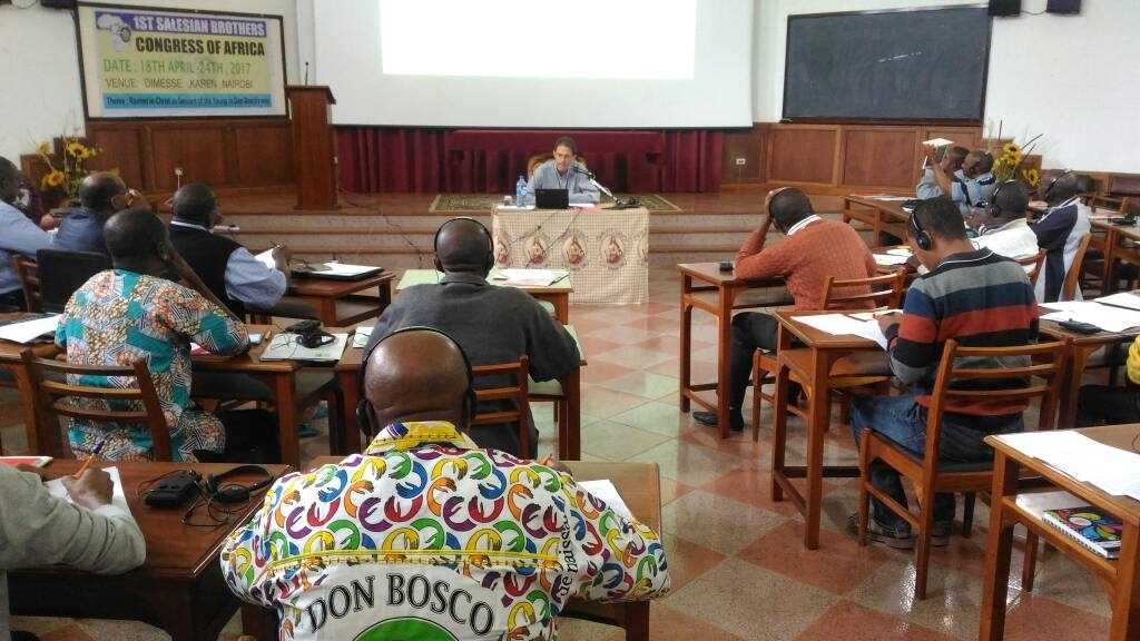 Kenya - First Congress of Salesian Brothers of the Africa-Madagascar Region