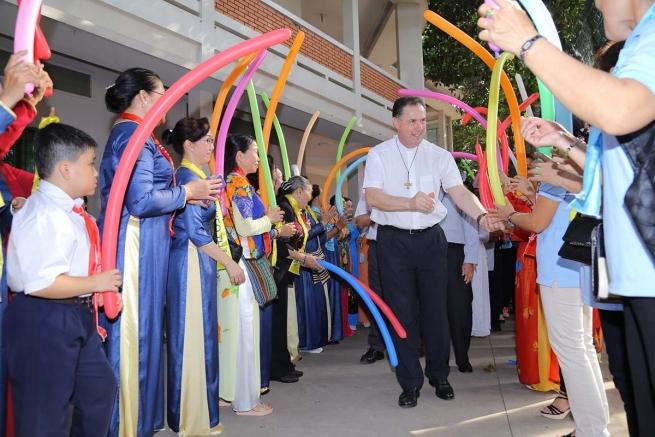 Vietnã – Crescer como Família Salesiana (FS) aberta e dinâmica