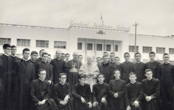 "Ecuador - ""Cardenal Spellman"", for over 60 years, an institute committed to forming good Christians and upright citizens"