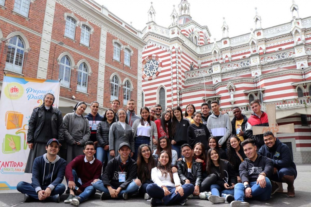 Colombia - National Assembly of Salesian Youth Movement