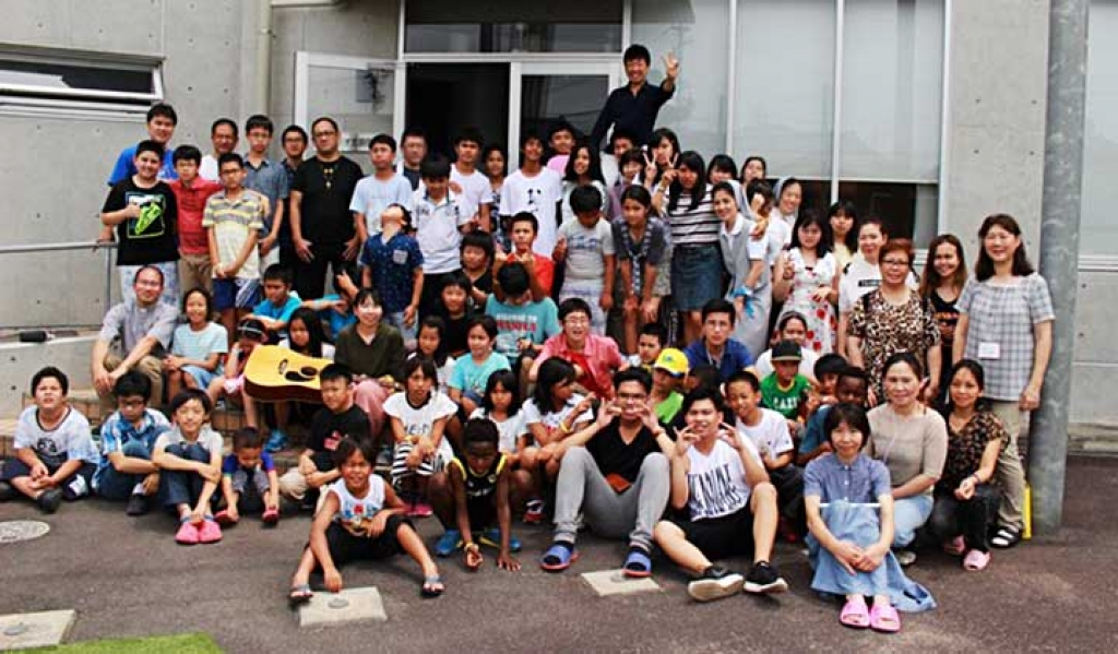 Japan - Summer Youth Camp