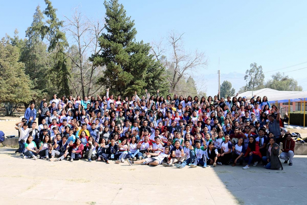 Bolivia - 200 youths complete 1st level School for Salesian Animators