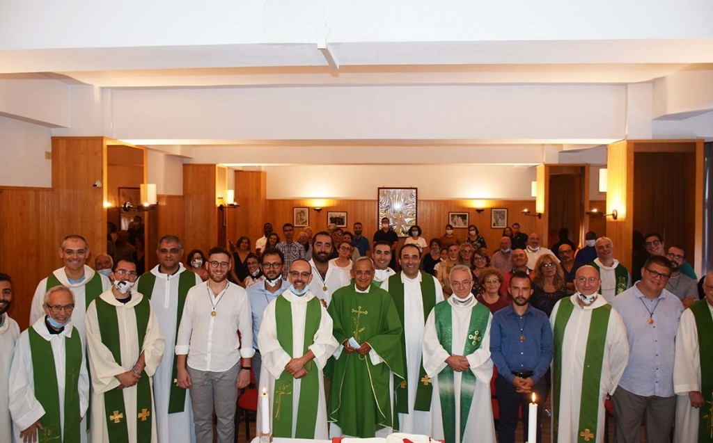 Italy - III annual meeting of families of Sicily Salesians