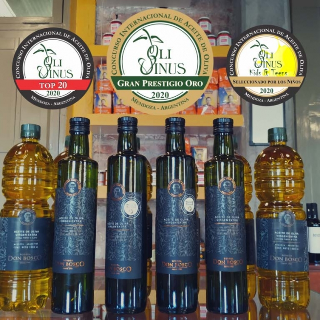 Argentina – Aceite de oliva Don Bosco: entre los mejores del mundo