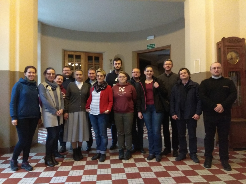 Poland - People involved with past pupils of Don Bosco meet in Oświęcim