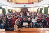 Italy – Youth from CNOS-FAP of Valdocco start twinning with Aleppo