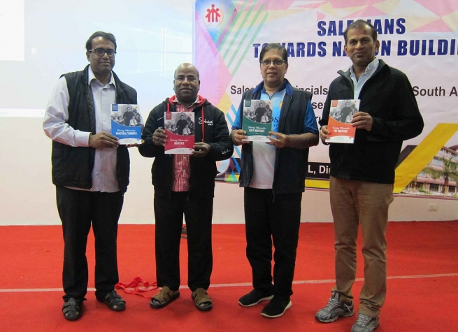 India – DBYA South Asia Releases Youth Ministry Training Manual
