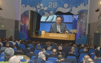 """Italy – CG28 official opening, Rector Major: We are """"an assembly of consecrated men, gathered in the name of the Lord"""""""