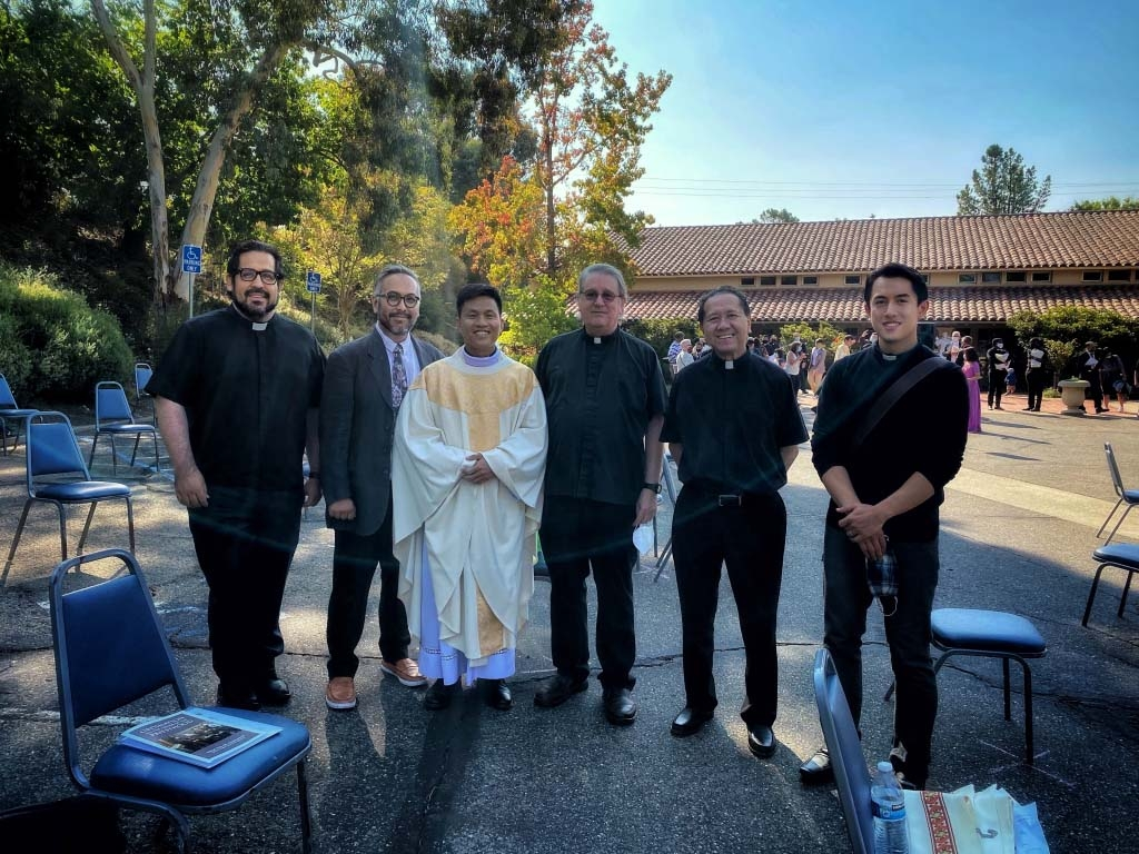 United States - Priestly ordination of Vien Nguyen