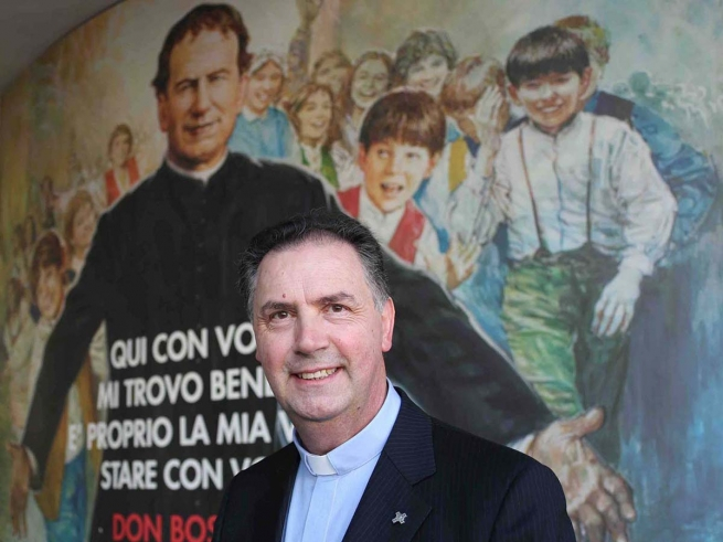 RMG - Letter from Rector Major in response to Statement by Italian President Mattarella for Don Bosco Feast