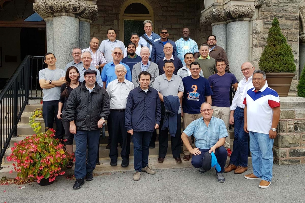 Canada - Meeting of Provincial Economers of Interamerica and America South Cone regions