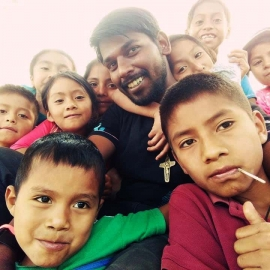 "Mexico - ""Young people are the reason for my being a Salesian"": testimony of missionary Stephan Ajay Kumar"