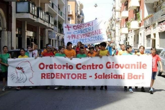 """Italia – Legge sugli oratori in Puglia: """"è ora di oratorio"""""""