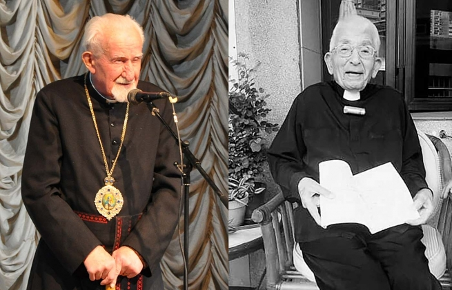RMG - Two Salesian Patriarchs in Paradise: Msgr Sapelak and Fr Nicosia
