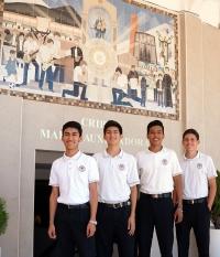 """El Salvador – Arte giovanile """"in giubbotto"""""""