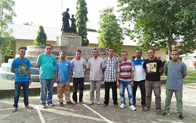East Timor – Salesian Prenovices and Formators prepare the EAO Congress