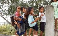 East Timor – An infirmary for Laga orphanage