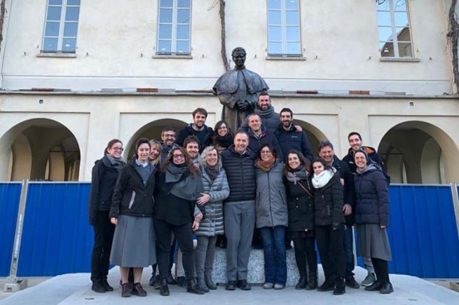 "Italy – Rector Major: ""May Don Bosco help us to not disappoint the aspirations of our young people"""