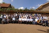 Photo (Archive): Kenya, 12 February 2018 - Team Visit to the Africa-Madagascar Region