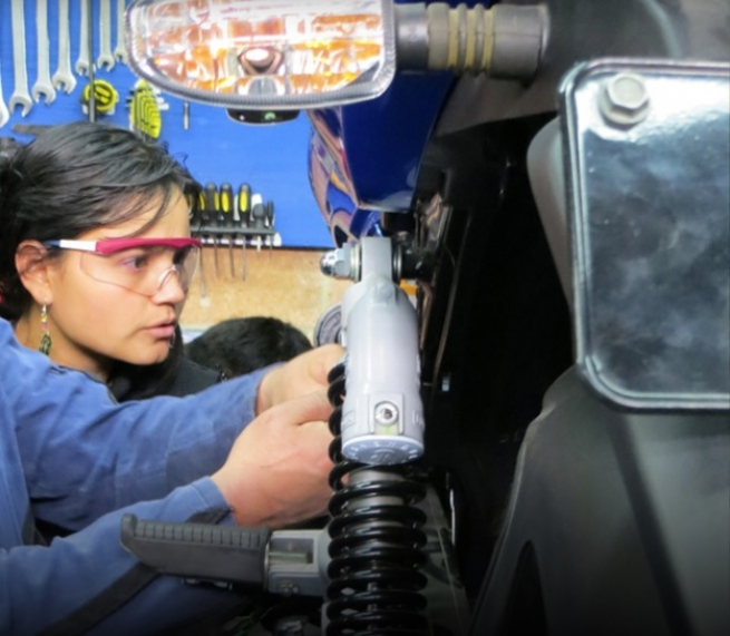 Spain – Seriously committed to youth employment