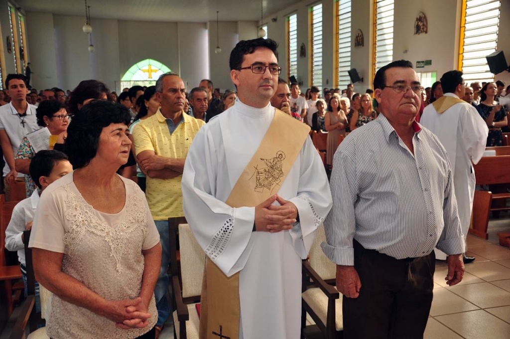 Brazil - Priestly Ordination of Salesian Ivan Artur Faria de Lima