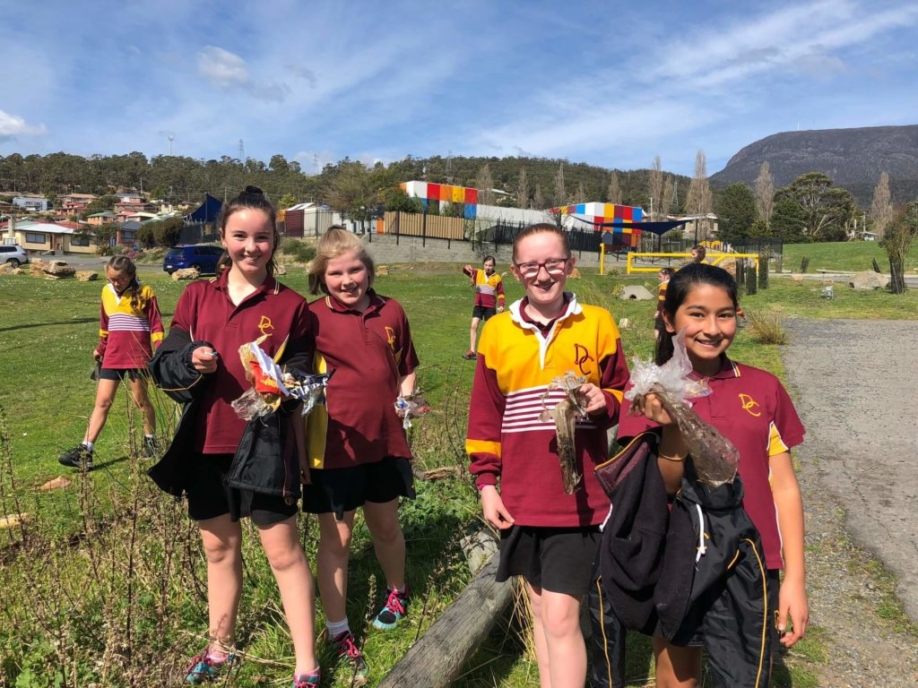 Australia - Students participate in World Environment Day