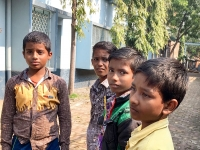 India - A school for children of tribal and marginalized people to break the cycle of poverty