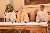 Cile – Festa per i 100 anni della parrocchia Maria Ausiliatrice del Carmen a Puerto Natales