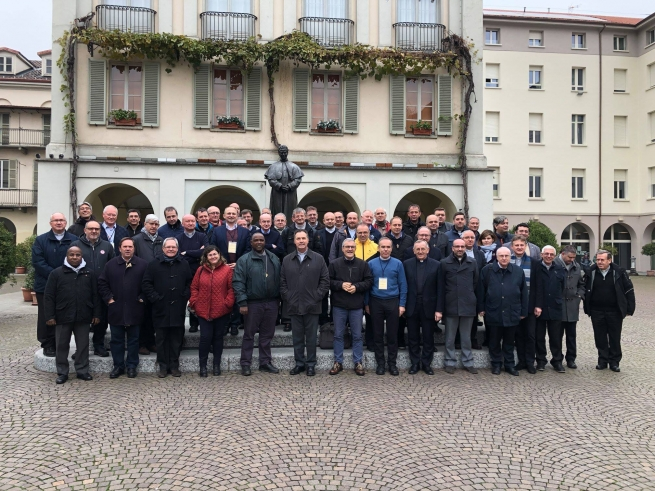 Italy - VII Meeting of Europe's Salesian Provincials