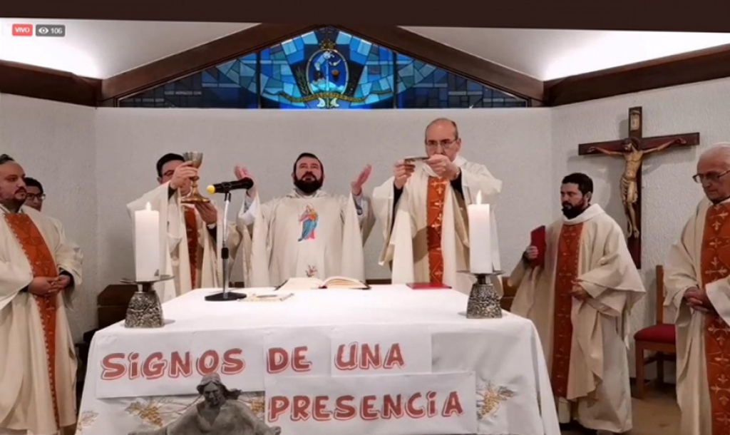 Chile - Thanksgiving Mass to Mary Help of Christians
