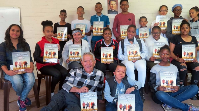 South Africa - Feast of the Annunciation of the Lord for the young confirmation candidates