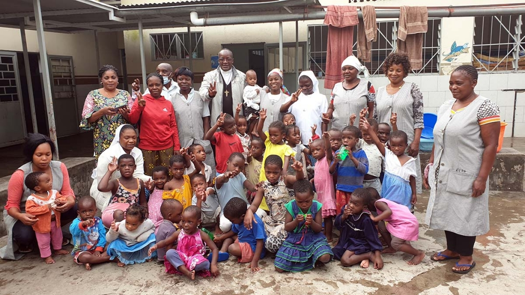 D.R. Congo - AFC Provincial launches appeal for solidarity for 75 abandoned children