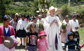 "Perú - Fr Ernesto Sirani: ""I dreamed of spending my life for the poor!"""