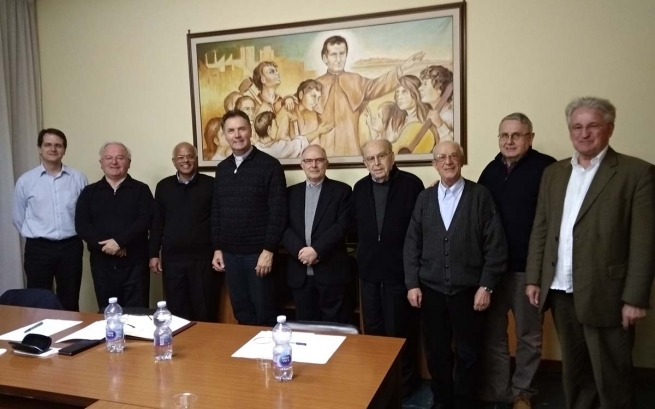 "Italy - Assembly of ""Istituto Storico Salesiano"" - Salesian Historical Institute"
