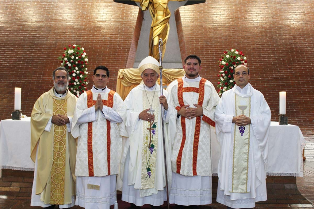 Guatemala - Diaconal ordinations