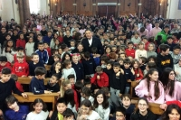 Italy – Rector Major's Visit to North-East Italy ends