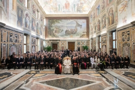 "VATICAN - The Salesian commitment for migrants at the International ""Migration and Peace"" Forum"
