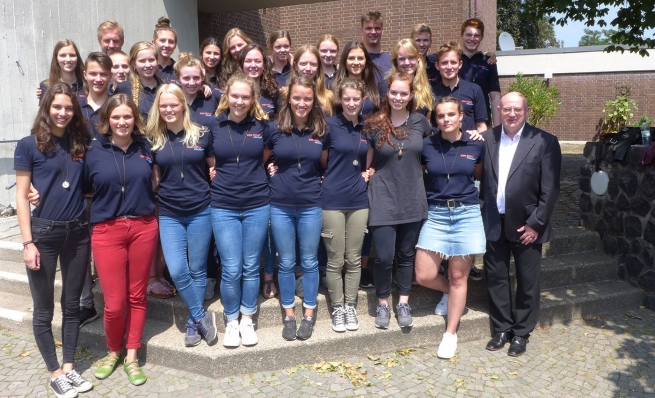 Germany - International Voluntary Service: Don Bosco Volunteers sends 51 young people