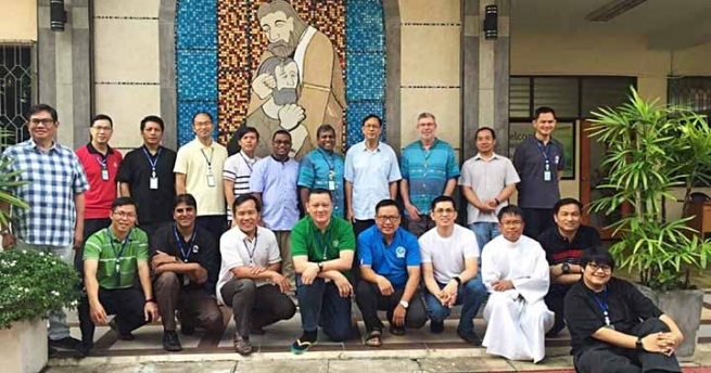 Thailand – EAO Youth Ministry Delegates Meeting