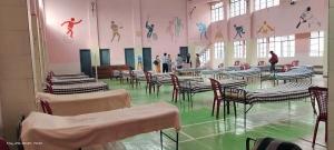 India – Don Bosco Youth Centre: a Community Corona Care Centre