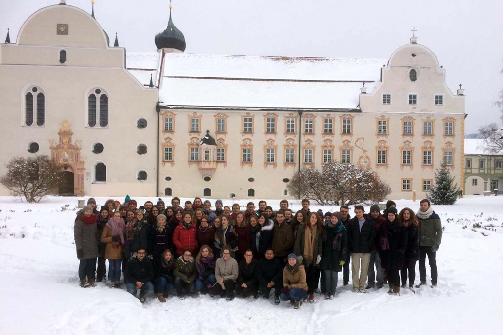 Germany - Annual Meeting of young volunteers