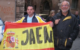 "VATICAN - ""I felt God in my heart"": José Antonio, a Spanish prisoner in Rome"
